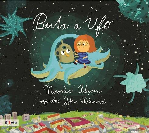 Soutěž o audioknihu Berta a Ufo
