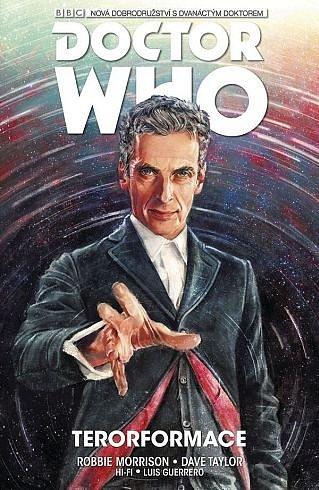 Soutěž o komiks Dvanáctý Dr. Who: Terorformace