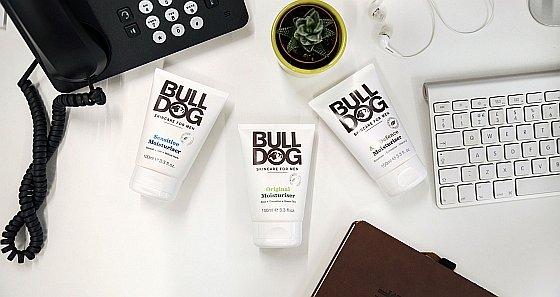 Vyhrajte balíčky špičkové kosmetiky Bulldog pro péči o mužskou pleť