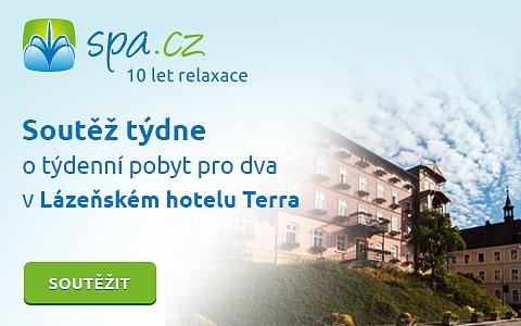10 let Spa.cz - Soutěž o týdenní pobyt pro 2 v Janských Lázních
