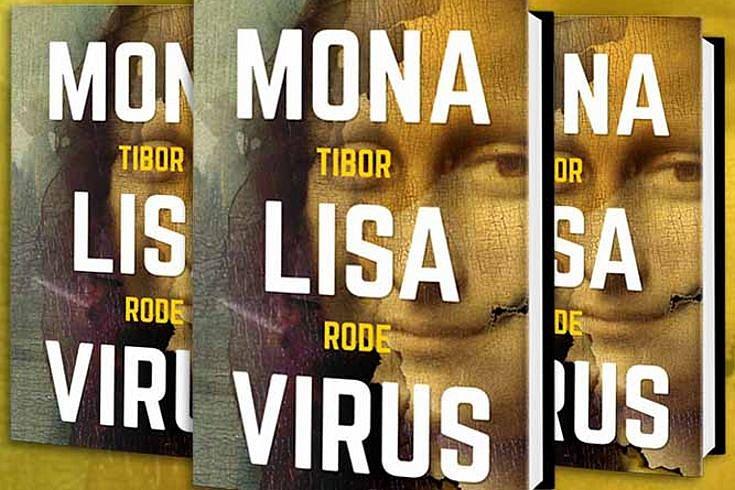 Vyhrajte dvě knihy Mona Lisa virus