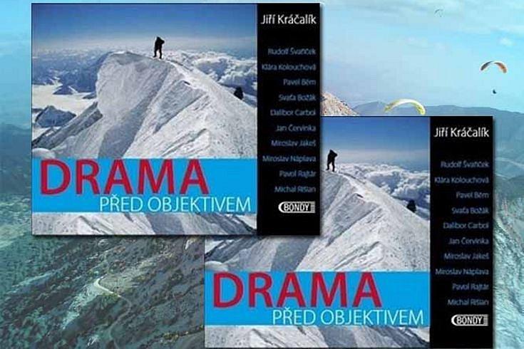 Vyhrajte dvě knihy Drama před objektivem