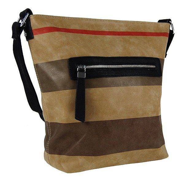 Soutěž o parádní crossbody kabelku z broušené kůže