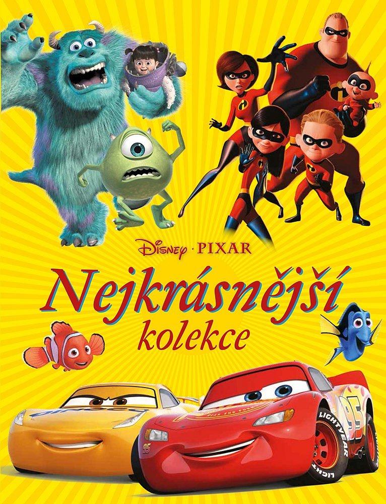 Soutěž o knihu Disney Pixar – Nejkrásnější kolekce