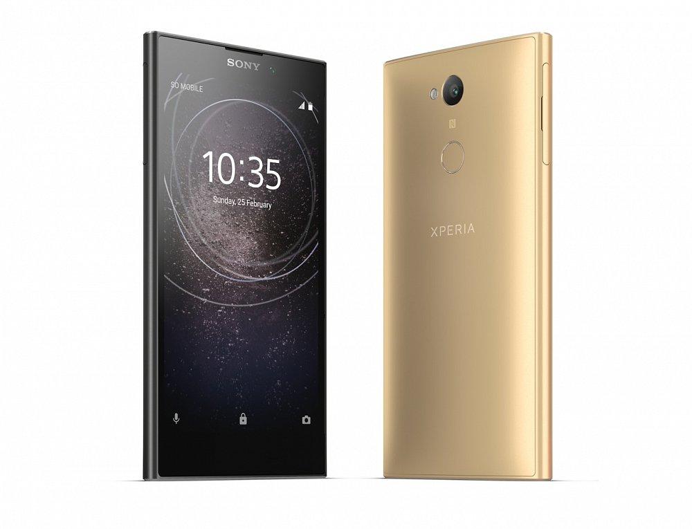 Soutěž na Mobilizujeme.cz o chytrý telefon Xperia L2 od Sony