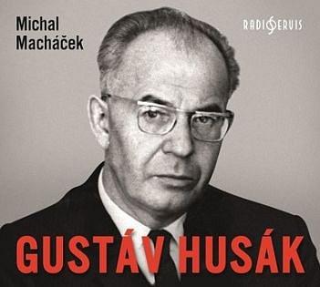 Soutěž o tři audioknihy Gustav Husák