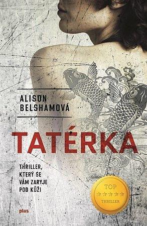 Soutěž o thriller Tatérka