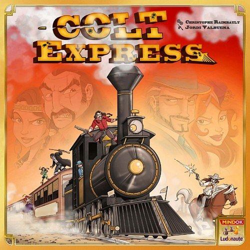 SOUTĚŽ o rodinnou hru COLT EXPRESS