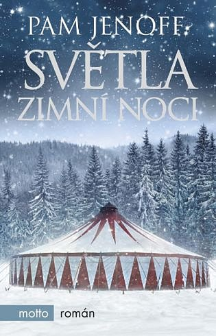 Soutěž o knihu Světla zimní noci
