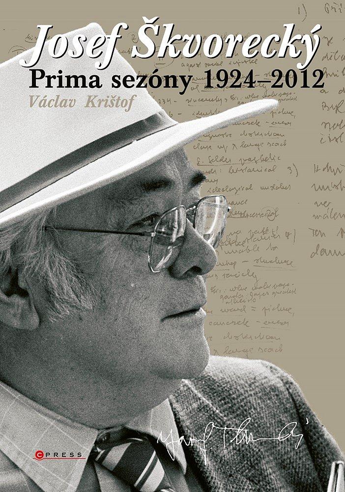 Soutěž o knihu Josef Škvorecký: Prima sezóny 1924 - 2012