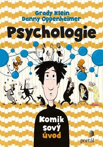 Soutěž o knihu Psychologie - Komiksový úvod