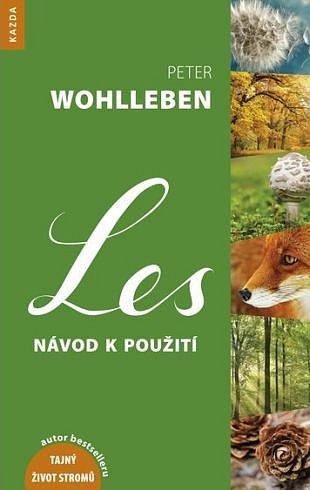 Soutěž o knihu Les - návod k použití