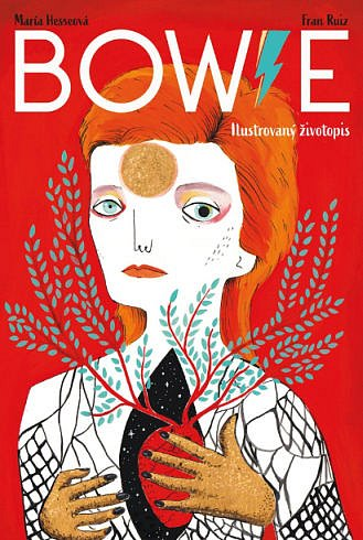 Soutěž o knihu Bowie: Ilustrovaný životopis