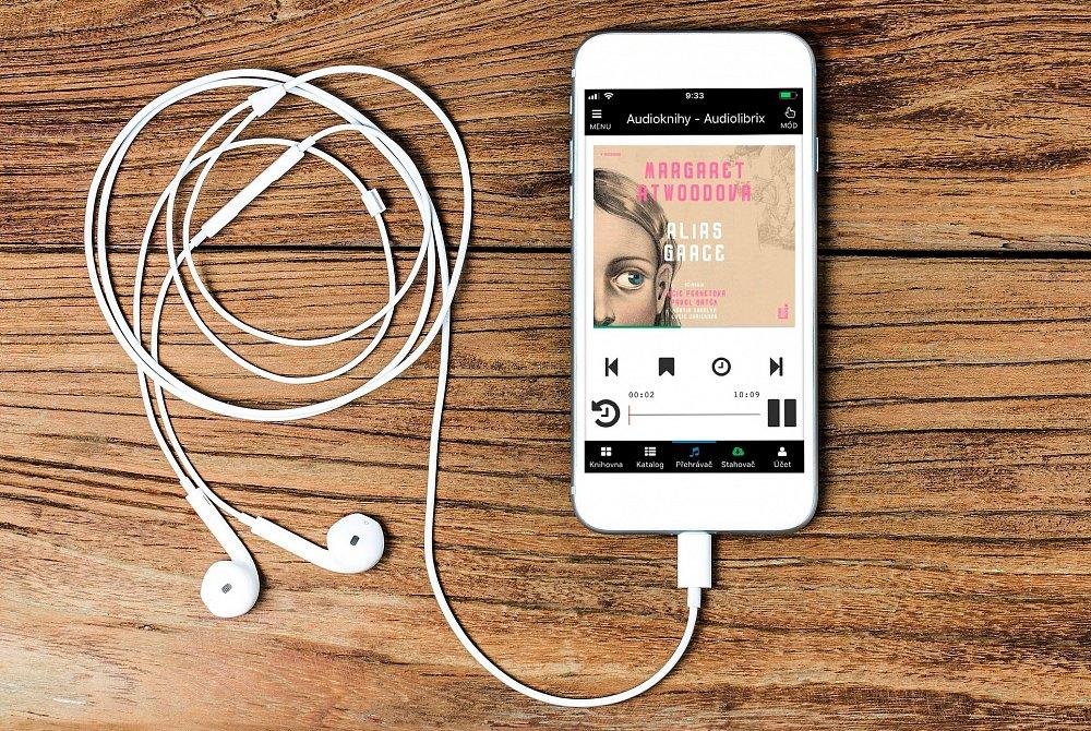 Soutěž o audioknihu Alias Grace