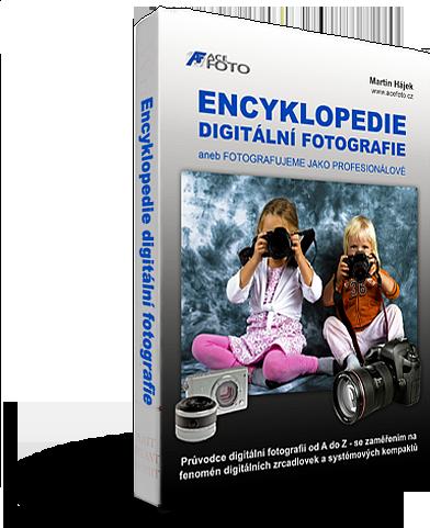 Soutěž o Encyklopedii digitální fotografie