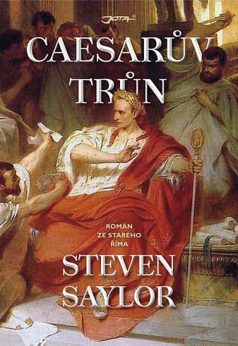 Soutěž o tři historické romány Caesarův trůn