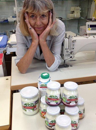Soutěž o balíček zdravých jogurtů