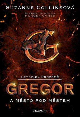 Soutěž o knihu Letopisy Podzemě – Gregor a město pod městem