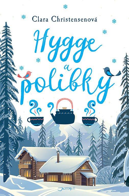 Soutěž o 3 knihy Hygge a polibky