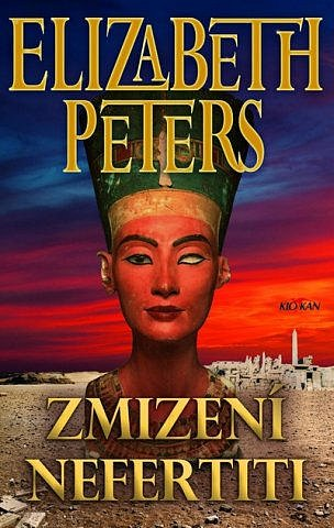 Soutěž o tři romány Zmizení Nefertiti