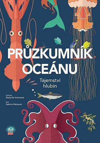 Soutěž o tři knihy Průzkumník oceánu