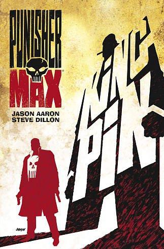 Soutěž o tři komiksy Punisher Max: Kingpin