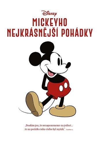 Soutěž o knihu Disney - Mickeyho nejkrásnější pohádky