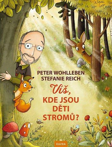 Soutěž o tři knihy Víš, kde jsou děti stromů?