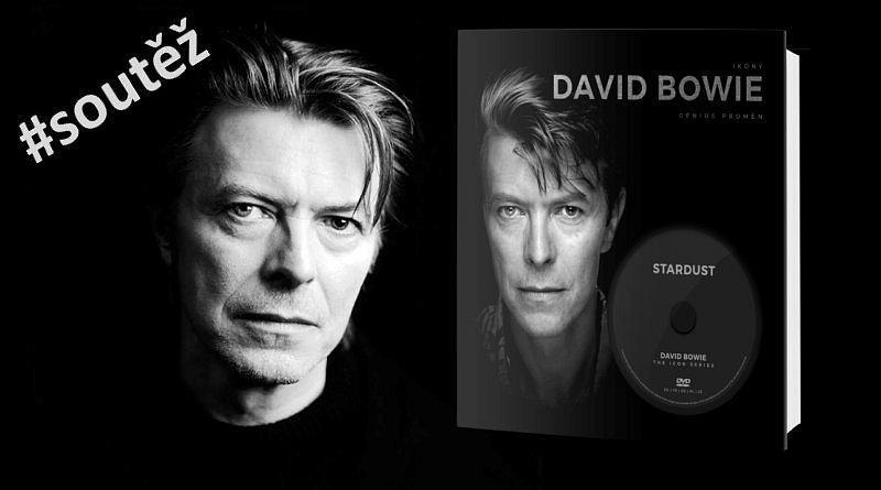 SOUTĚŽ o knihu DAVID BOWIE – Génius proměn