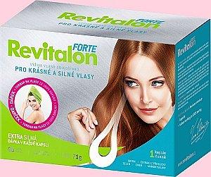 Soutěž o Revitalon Forte pro krásné a silné vlasy