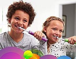 Vánoční soutěž s Oral-B: Zdravý úsměv pro vaše děti!