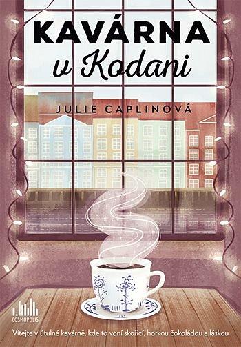 Soutěž o 3 knihy Kavárna v Kodani