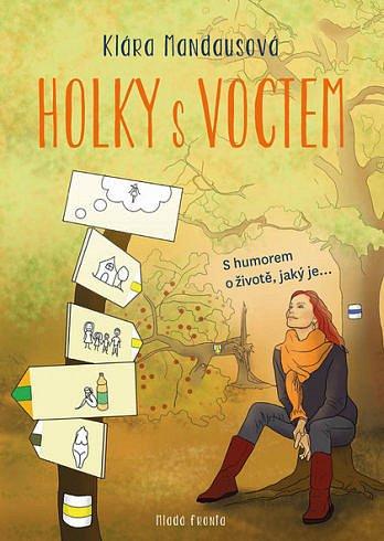 Soutěž o knihu Holky s voctem