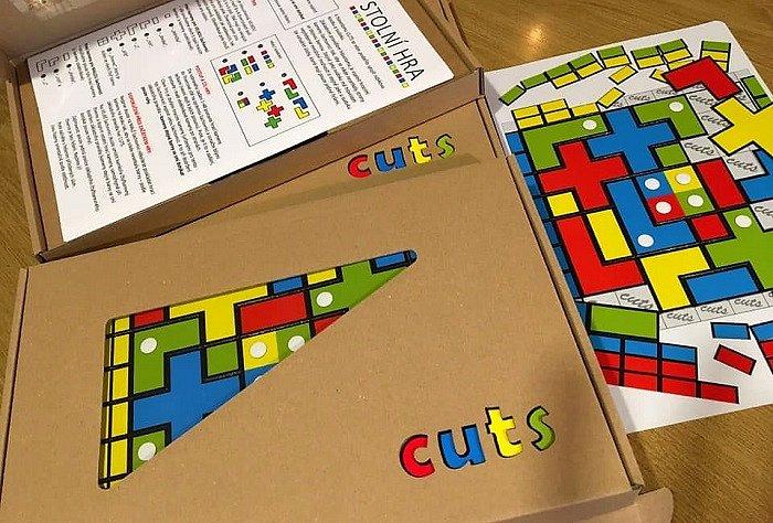 Soutěž o magnetickou stolní hru CUTS