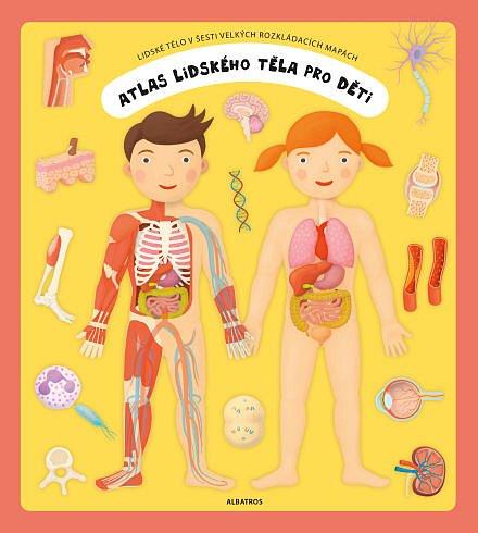 Soutěž o Atlas lidského těla pro děti