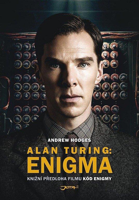 Soutěž o 3 knihy Alan Turing: Enigma