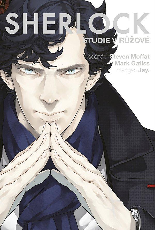Soutěž o 2 komiksy Sherlock: Studie v růžové