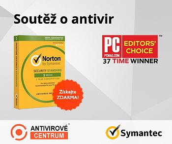 Chcete získat antivir Norton Security Standard?