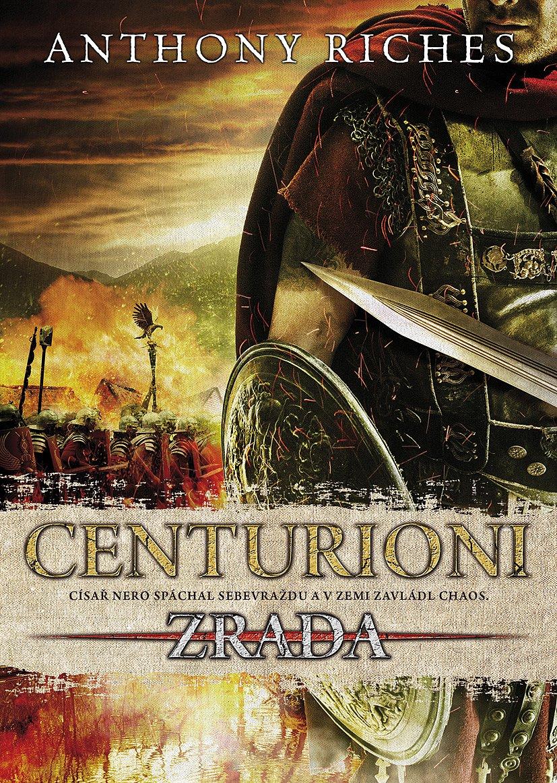 Soutěž o 3 knihy Centurioni 1: Zrada