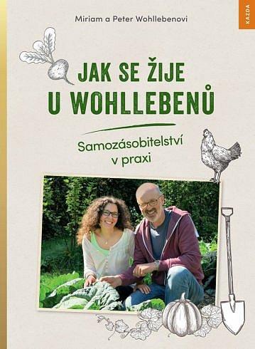 Soutěž o tři knihy Jak se žije u Wohllebenů