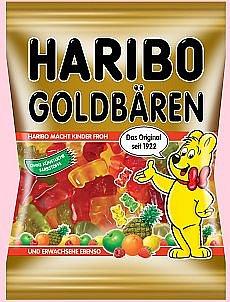 Zapojte se do soutěže a vyhrajte kyblík Haribo Goldbären