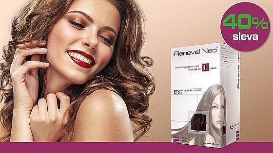 Soutěž o unikátní přípravek Reneval Neo pro krásné a husté vlasy