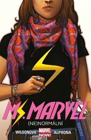 Soutěž o komiks Ms. Marvel
