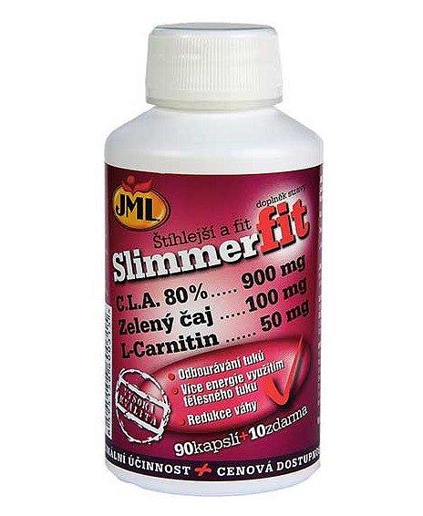 Soutěž o doplněk stravy na hubnutí SlimmerFit C.L.A.+