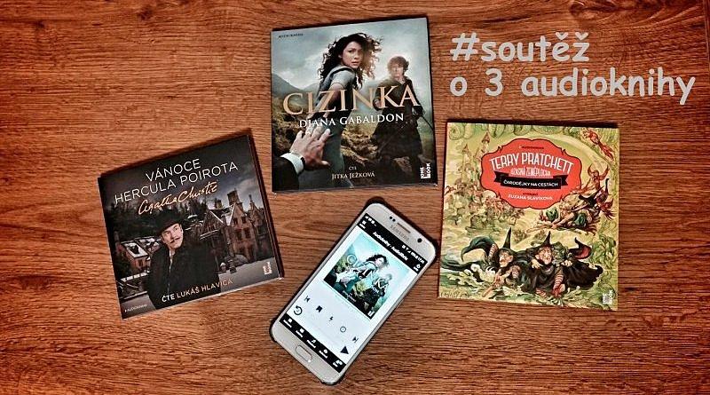 SOUTĚŽ o tři audioknihy z vydavatelství OneHotBook