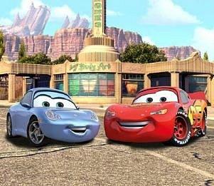 Soutěž o parádní dětské závěsy s motivem filmu Cars