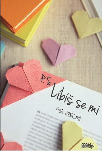 Soutěž o knihu P. S. Líbíš se mi