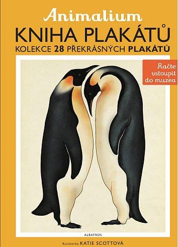 Soutěž o knihu Animalium - kniha plakátů