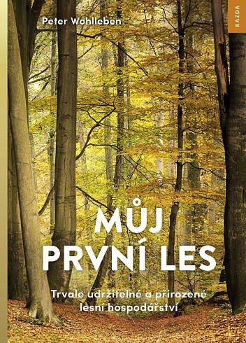 Soutěž o tři knihy Můj první les