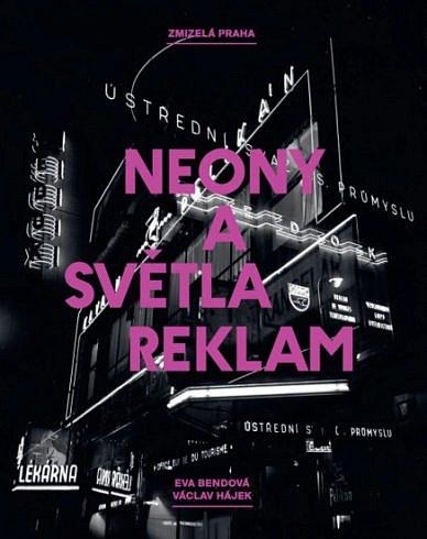 Soutěž o knihu Neony a světla reklam
